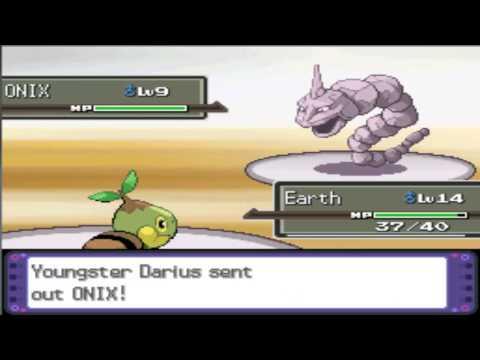 Pokemon Platinum walkthrough part 5-VS Roark