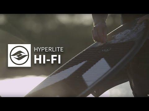 2018 Hyperlite Hi-Fi Wakesurf Board