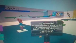 Blank Roblox Song Roblox Boombox Codes