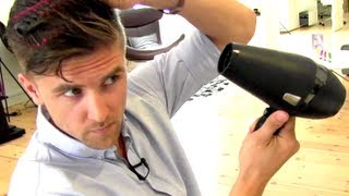 In this tutorial we show you how to get a Marco Reus inspired hairstyle. Slikhaar recommends By Vilain Gold Digger for great hairstyling result. Haircut and styling by Slikhaar Studio.  ★ Shop online! http://www.SlikhaarShop.com ★  Hi GUYS! We hope you all enjoyed this video! Please let us know what other videos you
