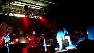 The Devil wears parda intro nov 21st the deadthrone tour 2011