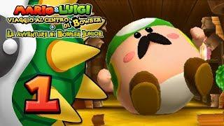 a693f0f6a4253 Mario   Luigi Superstar Saga + Scagnozzi di Bowser ITA  Parte 1 ...
