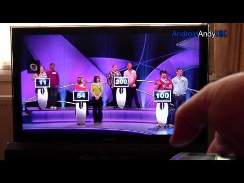 WatchON - Control TV from Samsung Galaxy S4