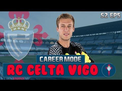FIFA 18 Celta Vigo Career Mode | S2 Ep5 | TOP OF THE TABLE CLASH WITH BARCELONA!