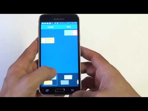 Samsung Galaxy S5: How to Change Text Messages Background Style - Fliptroniks.com