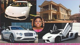 How rich is Funke Akindele (Jenifa) in 2019? ► Jenifa's Mansions, Cars, Luxuries & Assets