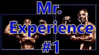 Mr. Experience #1 - Leroy Colbert