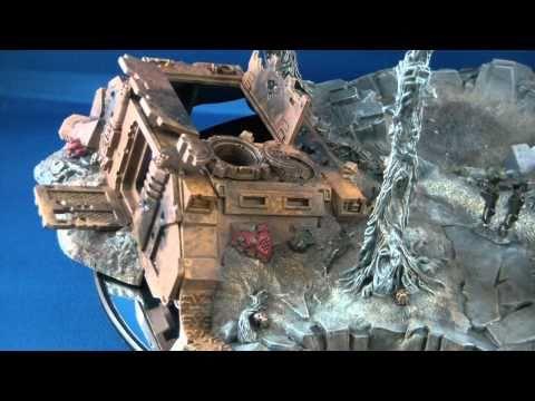 Warhammer 40K Battlescape ~ Scenery # 1