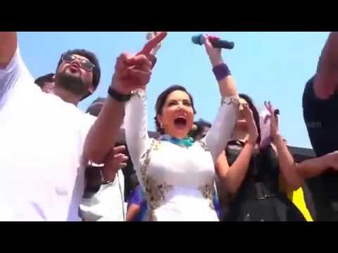 Xxx Mp4 Sunny Leone And Sapna Choudhary Ll Hot Dance Video Ll 2016 सपना ने किया धमाल 3gp Sex