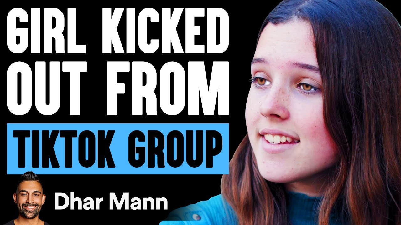 Mean Girls Reject Teen From TikTok Dance Group, They Live To Regret Their Decision | Dhar Mann