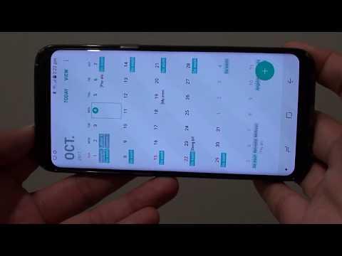 Samsung Galaxy S8: How to Fix Auto Rotate Problem