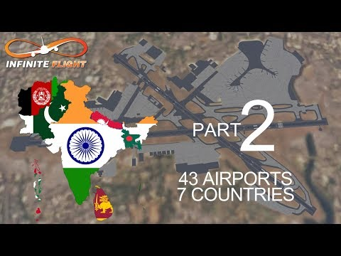 [A380 AT LUKLA] Indian Airports in Infinite Flight - [PART 2]