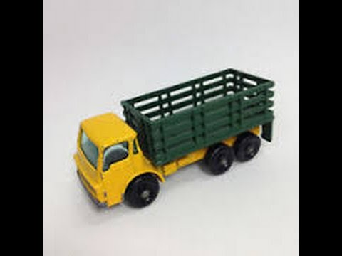 how to make Matchbox truck at home for free( part  1)