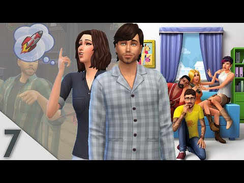 The Sims 4: Legacy Challenge - Larry proposed to Zoe #7