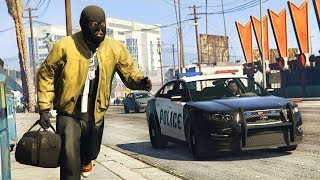 GTA 5 PLAY AS A COP MOD - NEW POLICE MOD UPDATE!! (GTA 5 Mods Gameplay)