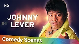 Johnny Lever Comedy Scenes - जॉनी लीवर की सुपरहिट कॉमेडी सीन्स - Shemaroo Bollywood Comedy