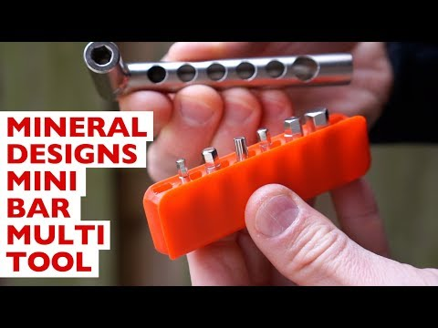 Mineral Designs Mini Bar Tool Review