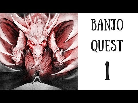 Banjo Quest 1: Learn a Tune the Banjo Quest Way