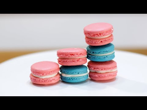 How to Make Macarons | Classic French Macaroons Recipe