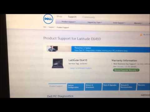 Installing Unknown Device Drivers Windows 7 - Dell Latitude E6410 - Windows 7 Unknown Device