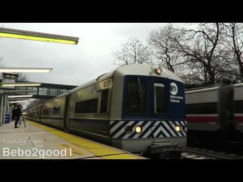 Metro-North Railroad: PM Trains at NY Botanical Garden, NY RR