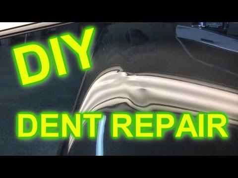 diy dent removal - Can I Repair A Dent Myself