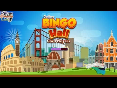 Online Bingo Hall - Card Players Android Gameplay