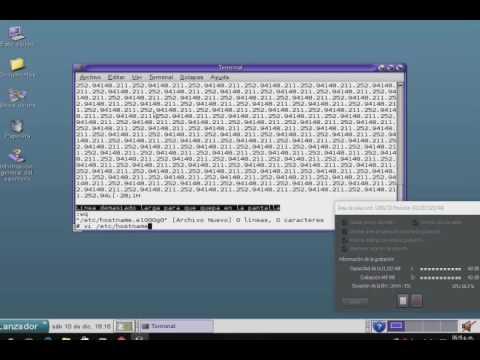 configuración IP en Solaris 10