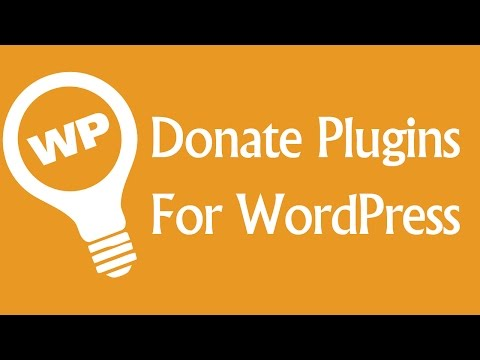 WordPress Donation Plugins - Enable PayPal Donations on Your Website