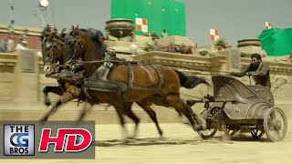 "CGI & VFX Breakdowns: ""Ben Hur"" - by Mr. X Inc."