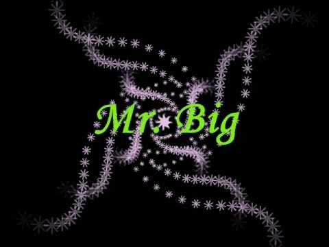 green tinted sixties mind - Mr. Big