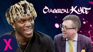 KSI Explains 'Down Like That' To A Classical Music Expert   Classical Kyle   Capital XTRA
