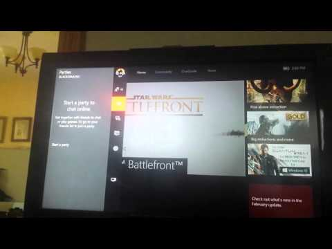 How to add friends on xboxone