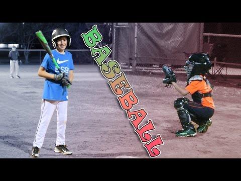 BASEBALL TRAVEL TEAM | ERIKTV365 (Day #2383)
