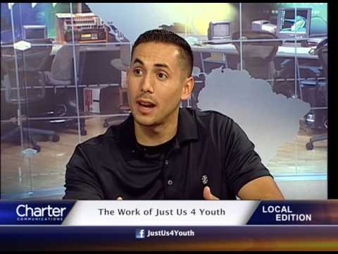 Charter Local Edition with Just Us 4 Youth CEO Eric Vasquez