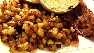 Home Fried Potatoes Recipe...a great breakfast side.