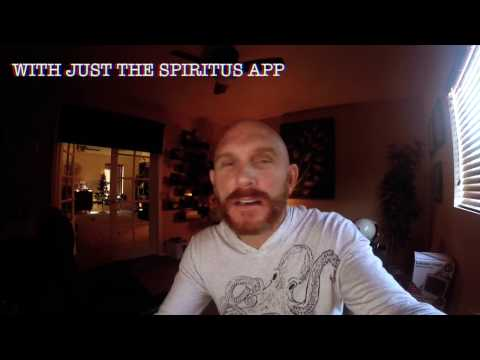 A Spiritus Ghost Box App Session. Listen Close. No Portal, just my phone.