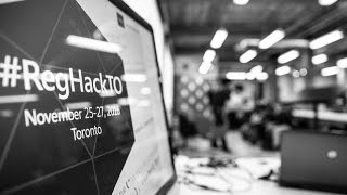 Ontario Securities Commission Hackathon (RegHackTO)