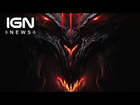 Is Blizzard Working on a New Diablo? - IGN News