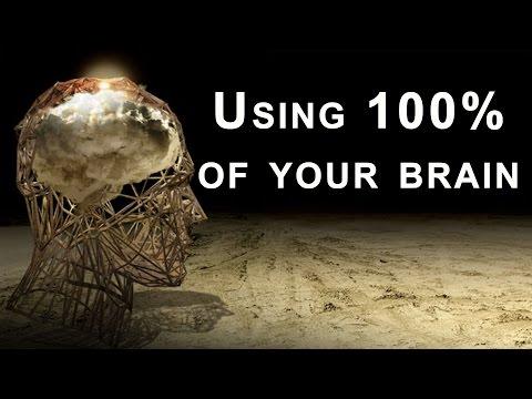Using 100% of your brain | अपने दिमाग की क्षमता का 100 प्रतिशत इस्तेमाल करें |Live- Reposted | Hindi