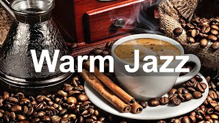 Warm Jazz Coffee Music - Soothing Winter Time Piano Jazz Music Instrumental to Relax