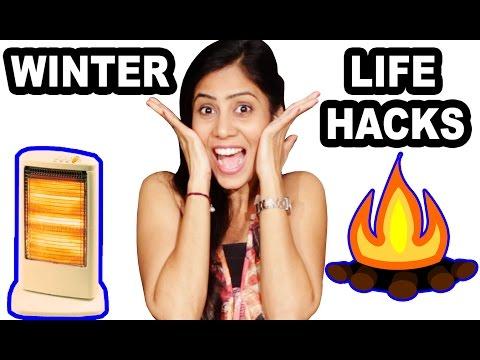 Amazing Winter Life Hacks │ ठण्ड से बचने के उपाय │ Cold Weather Tips in Hindi │ Imam Dasta
