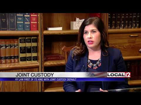 KY law first of its kind with joint custody default