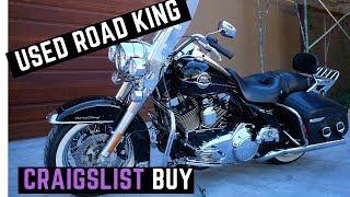 Why I Bought a Club Style Harley off Craigslist | Walk
