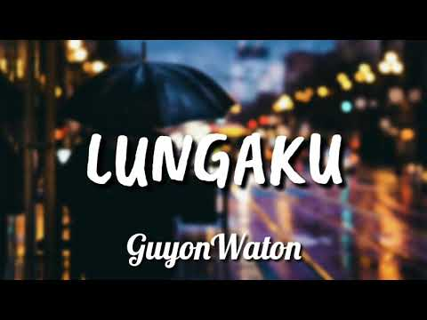 Lirik Lagu LUNGAKU (Full) Jawa Dangdut Campursari - AnekaNews.net