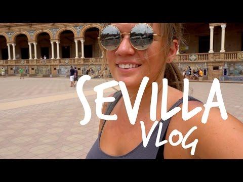 Sevilla Vlog || colors of Sevilla