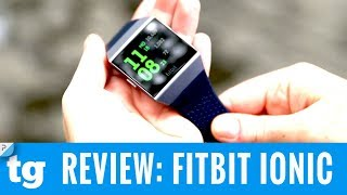 Fitbit Ionic Review: Great Fitness Tracker, Not So Great Design