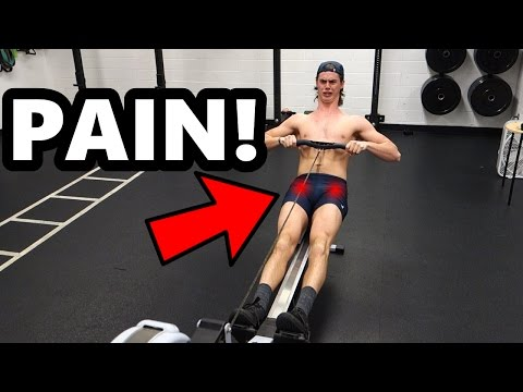 Hip PAIN From Rowing [EASY FIX!]