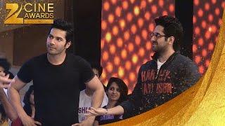 Abhishek & Riteish Teach Varun and Ayushmann Dance Steps