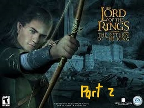 LORD OF THE RING The Return of the King  part 2 THEM ORCIES !!!!!!